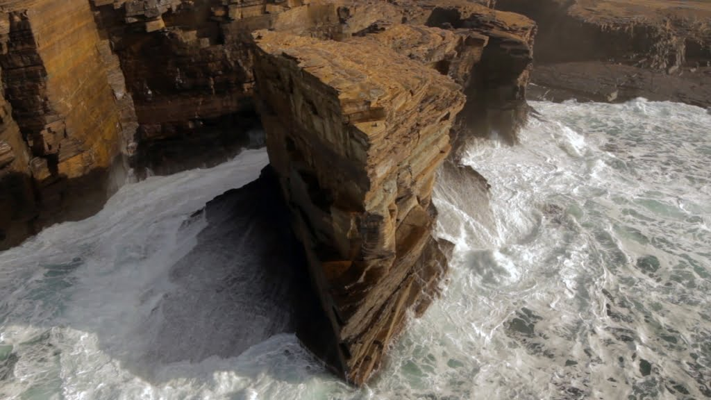 Image by LA Media  'Drone Filming on Orkney ' for Why Use Drones Blog