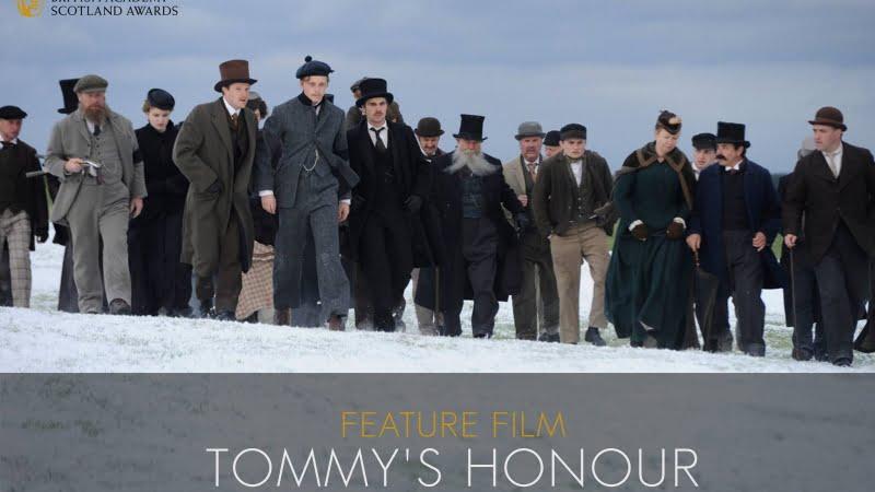 Tommy's Honour Wins BAFTA