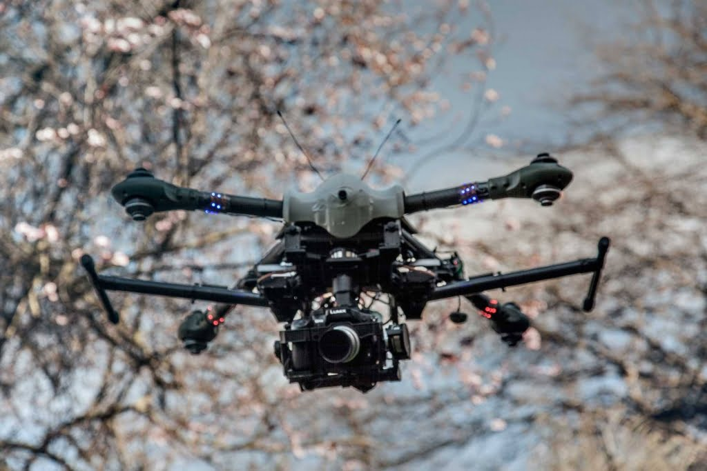 Drone Photography / Filming: Drone Safety Code