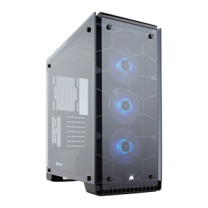 Computer Mid-Tower Corsair Crystal Series 570|X RGB