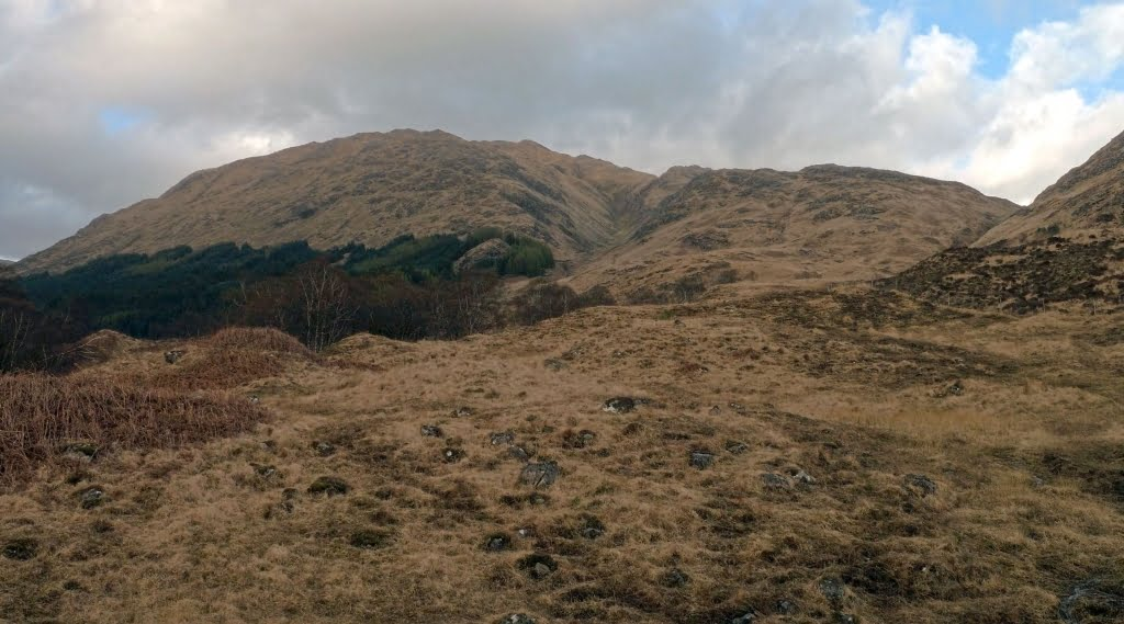 Drone screen grab from Highland Spring Ad in Glenfinnan