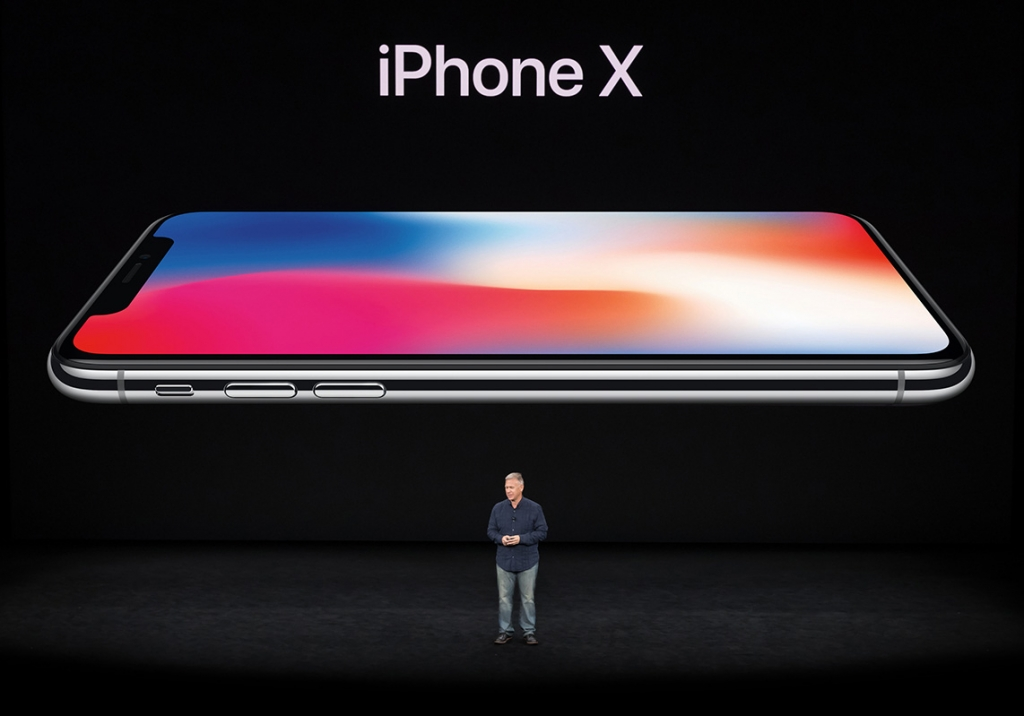 iPhone X Keynote Event