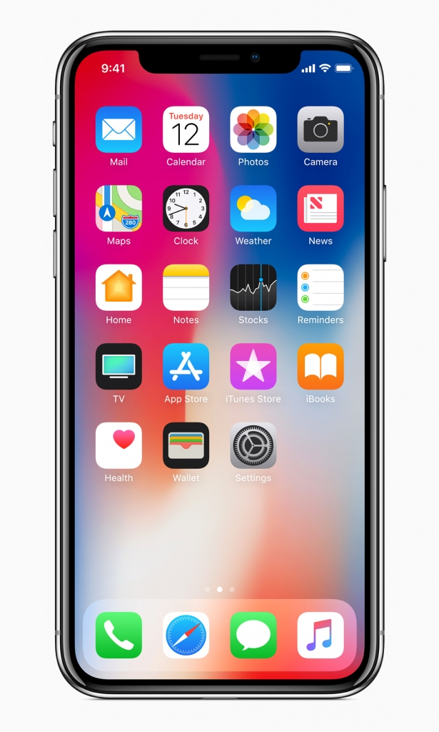 iPhone X Front Screen