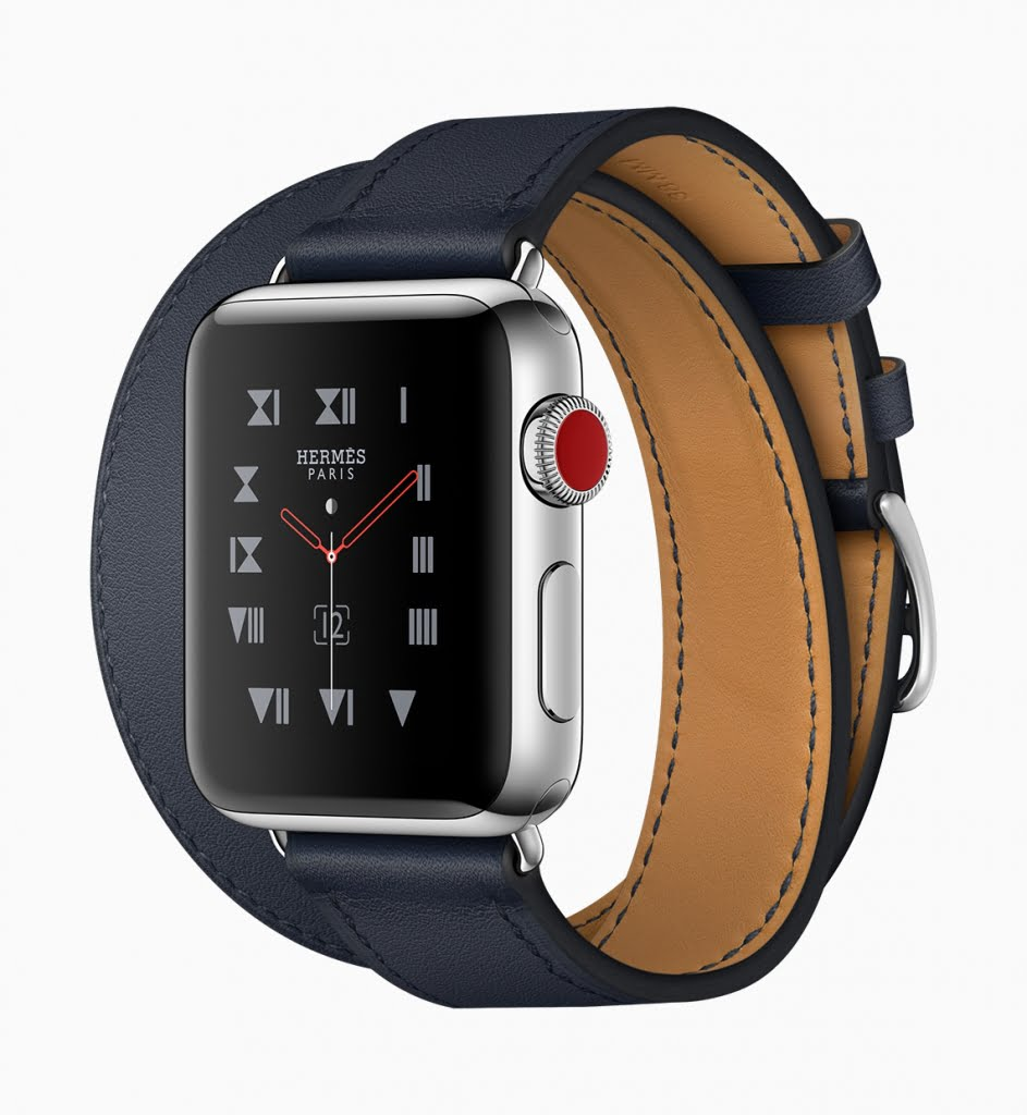 Apple Watch Series 3 Blue Band