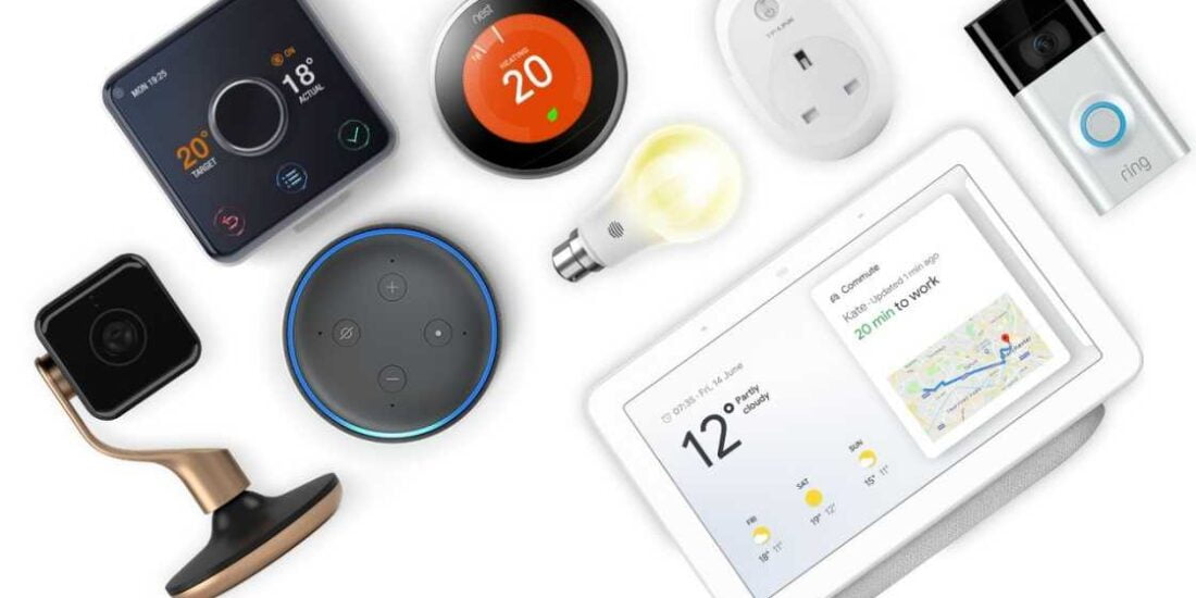smart home ecosystems