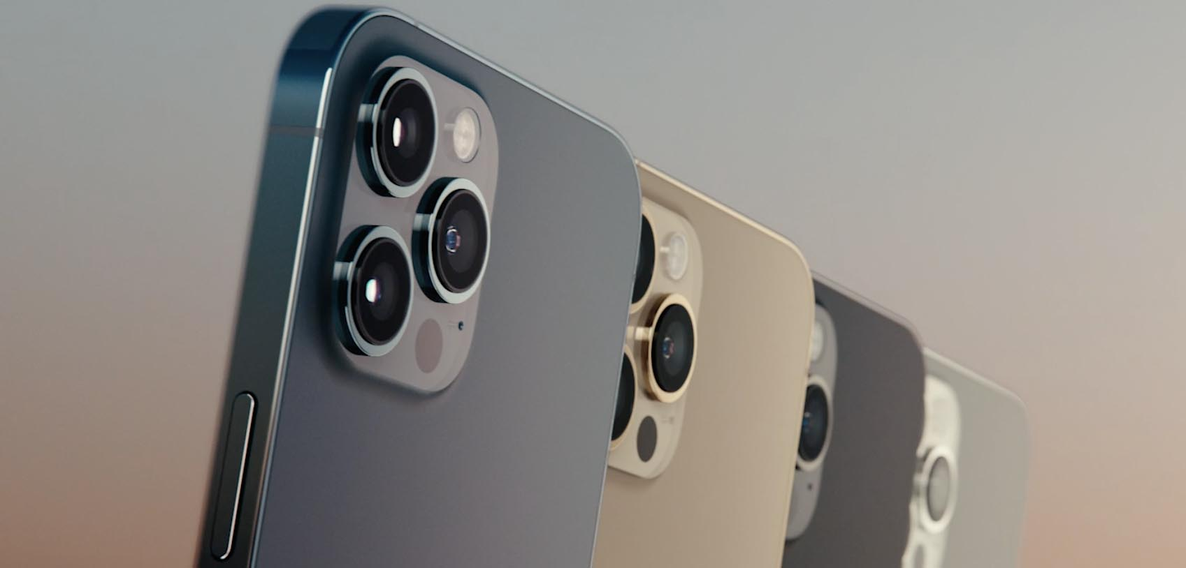 iPhone 12 Pro Max line-up